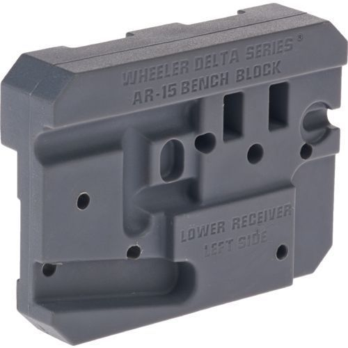 Wheeler AR Armorer's Bench Block