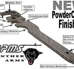 DPMS AR15 ARMORERS MULTI-TOOL