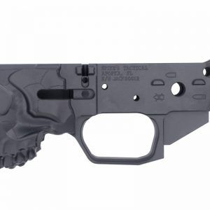 "Spikes Tactical ""The Jack"" Lower Stripped Billet Lower Receiver"