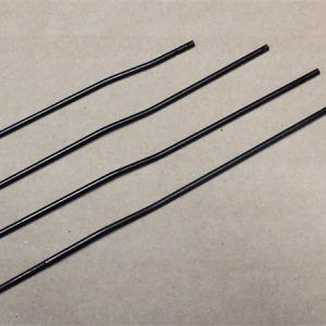 Mid Length Gas Tube w/ pin Nitride Black