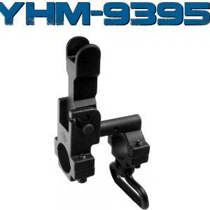 YHM-9395 Front Flip Sight Tower, Standard w/o Bayonet Lug