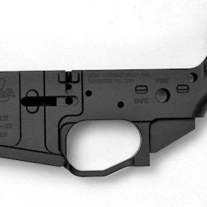 Mega Arms GTR-3S Billet Lower, Stripped