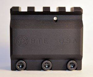 BTE Rail Height Gas Block .750