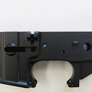 Anderson Mfg AM15 Stripped Lower Receiver